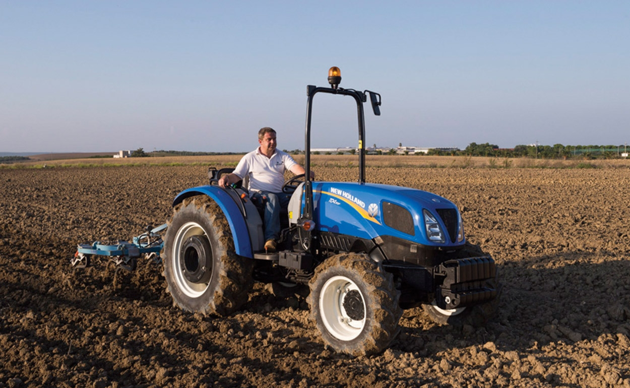 Tractores New Holland TDF