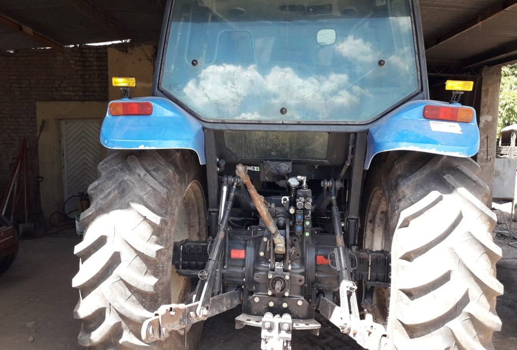 Tractor New Holland TS 120