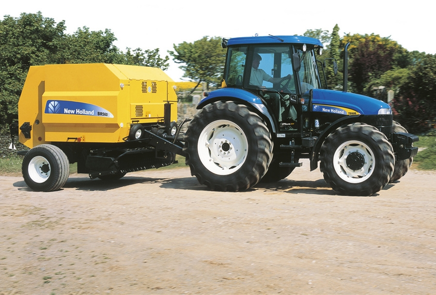Tractores New Holland TDD Plus
