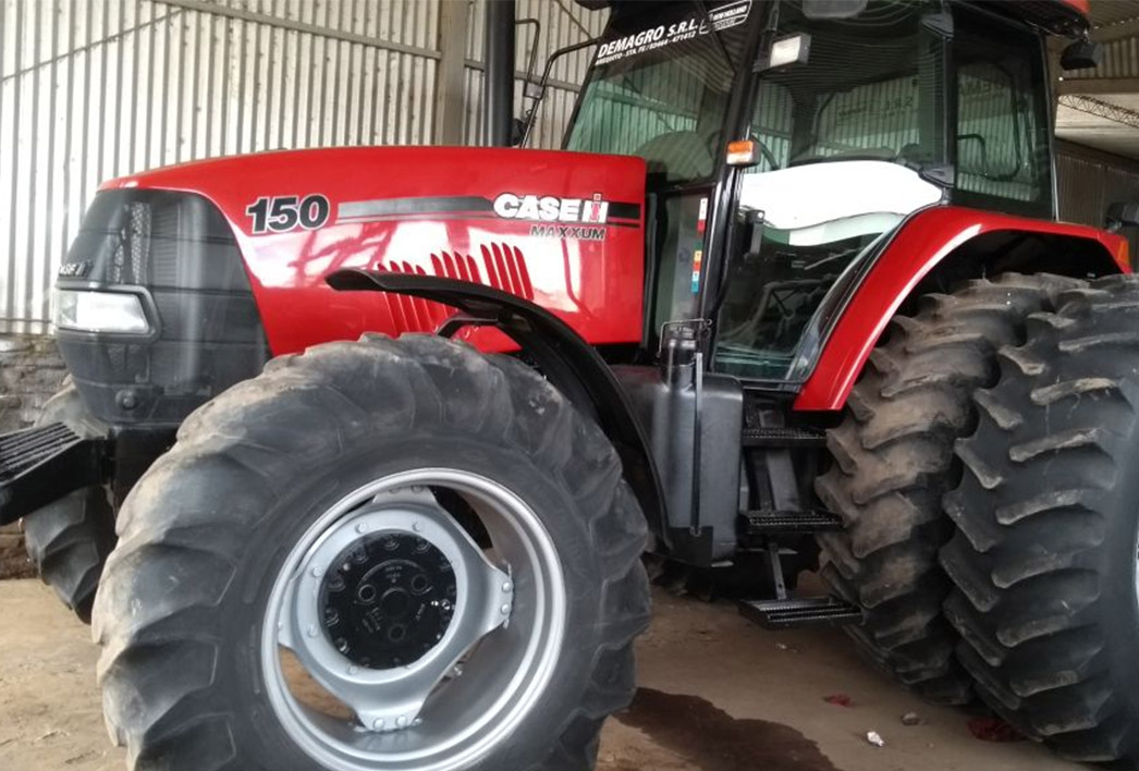 Tractores Case Tractor Case MX 150