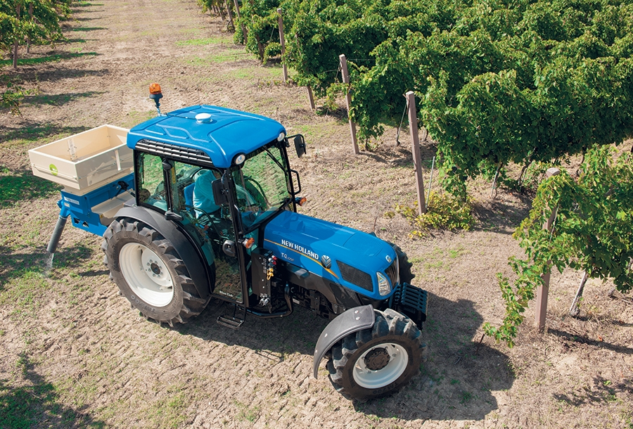 Tractores New Holland T4 V
