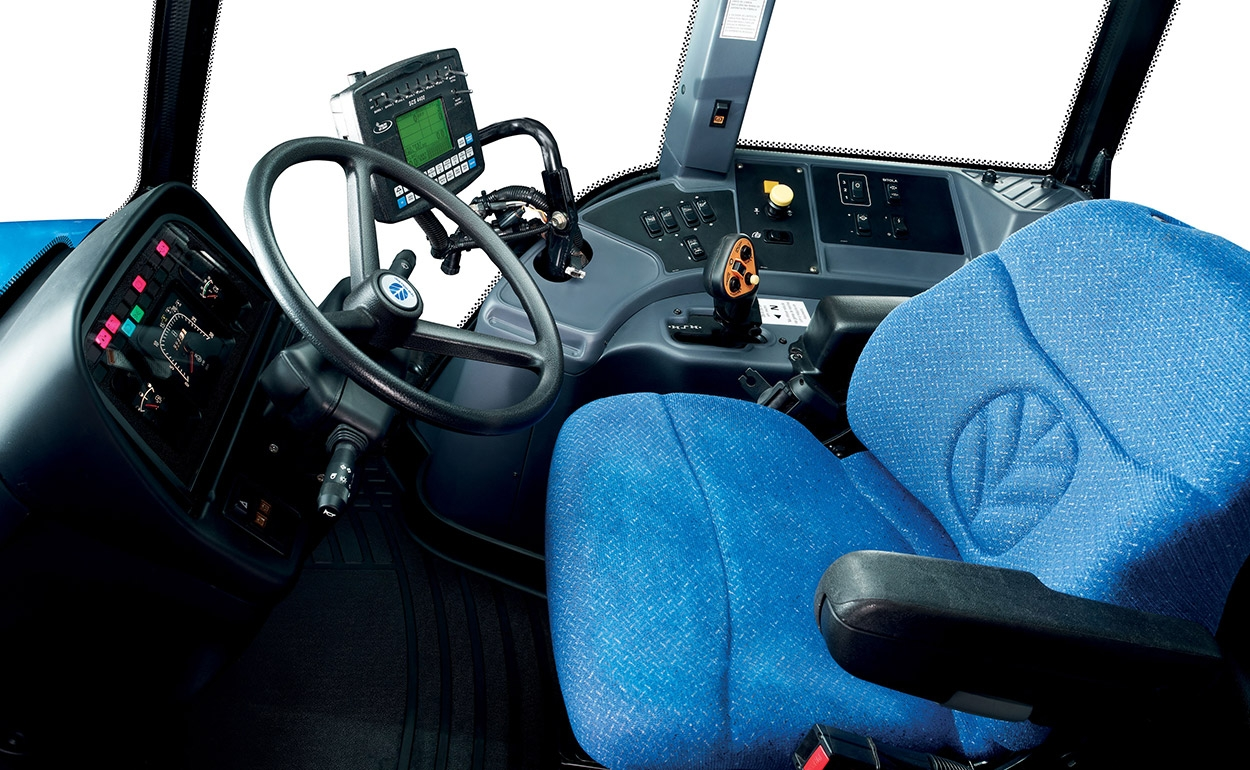 Pulverizadores New Holland DEFENSOR