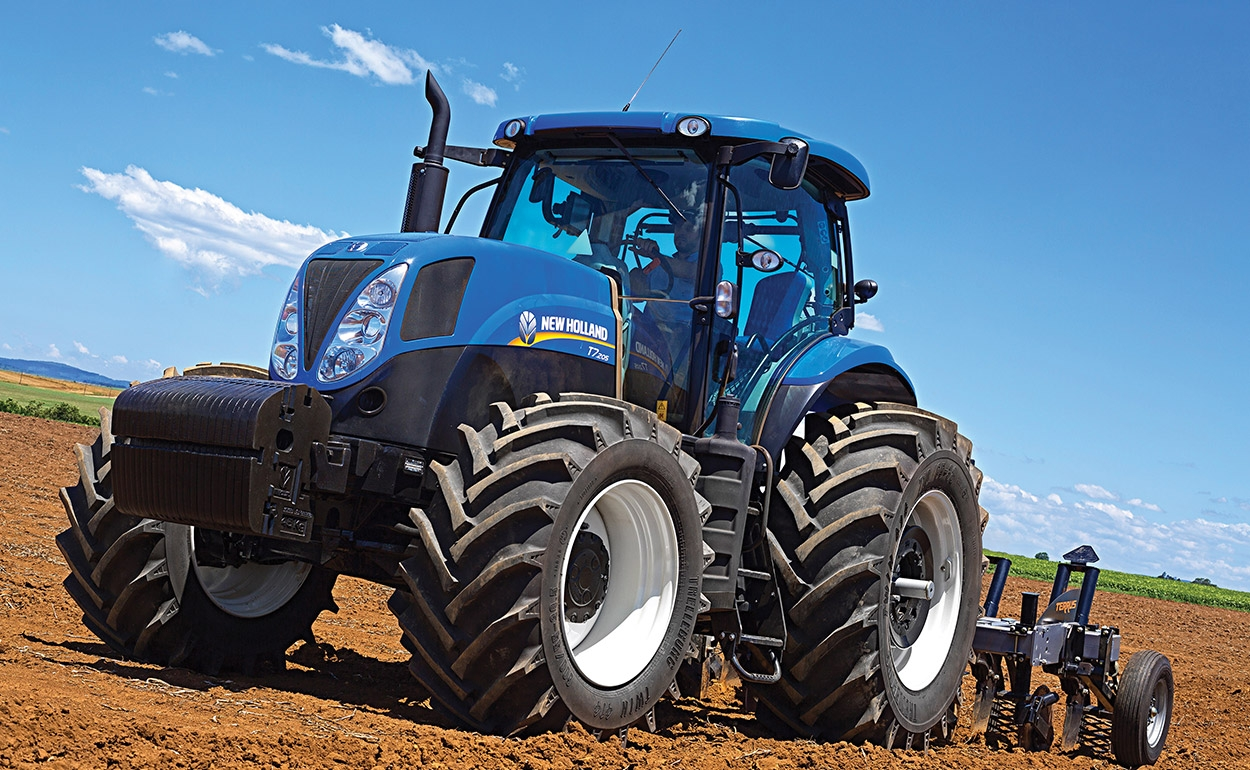 Tractores New Holland T7