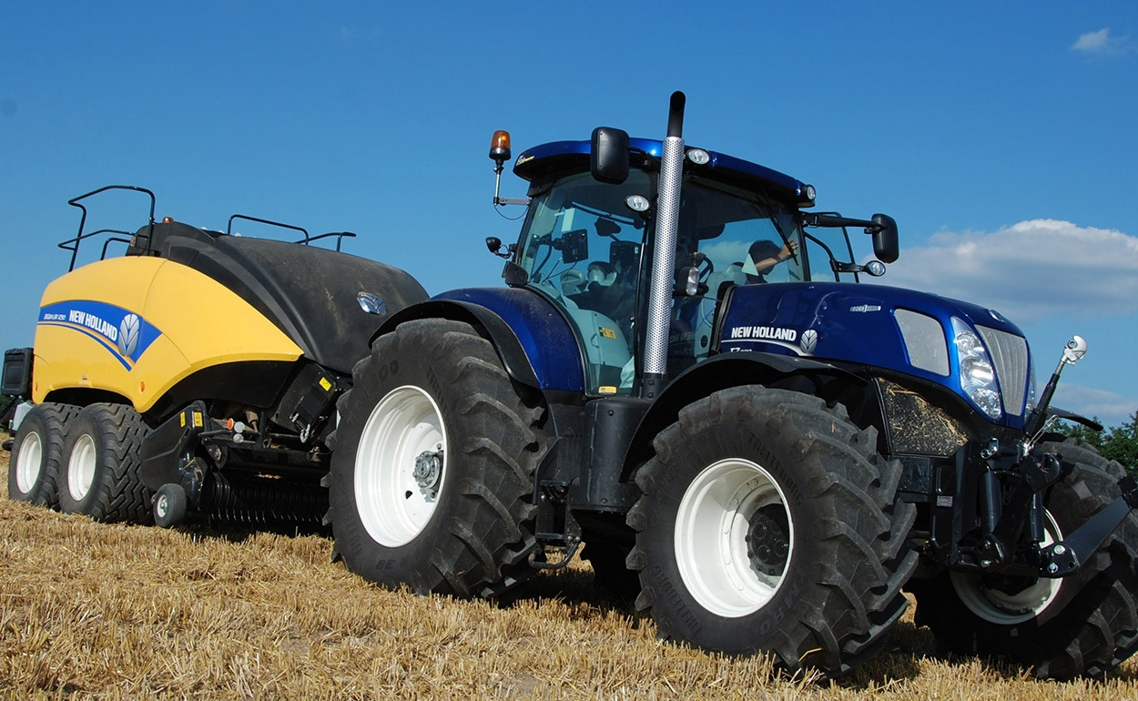Heno y forraje New Holland BIGBALER