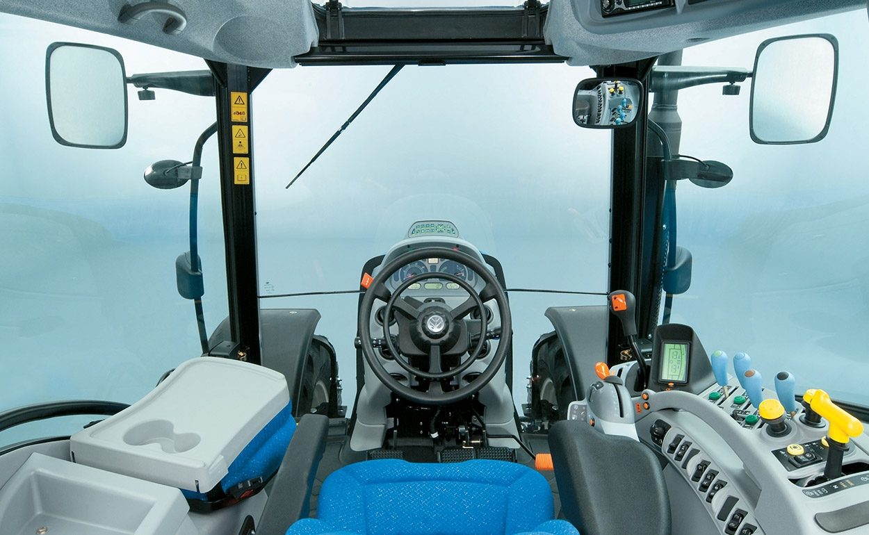 Tractores New Holland T6000