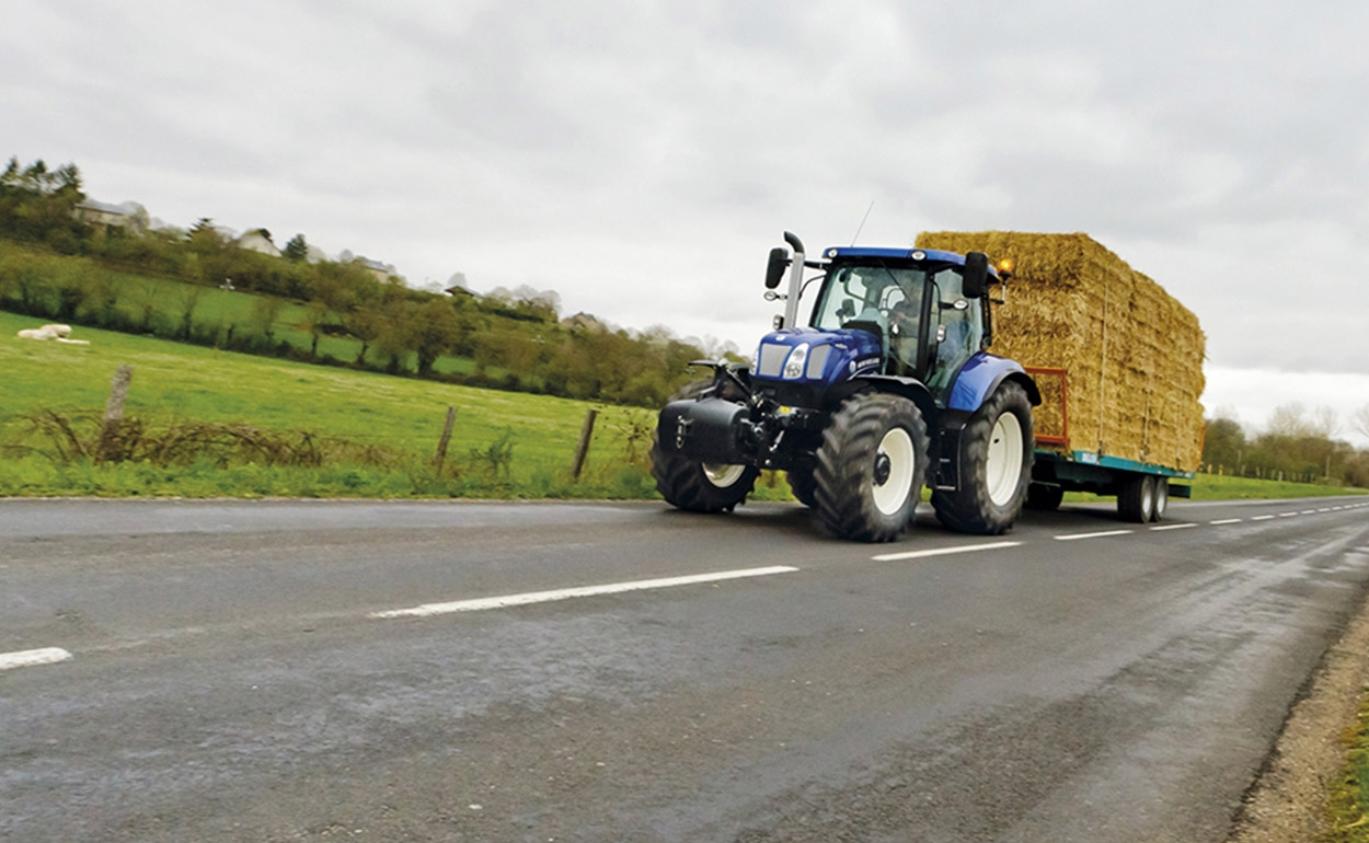 Tractores New Holland T6