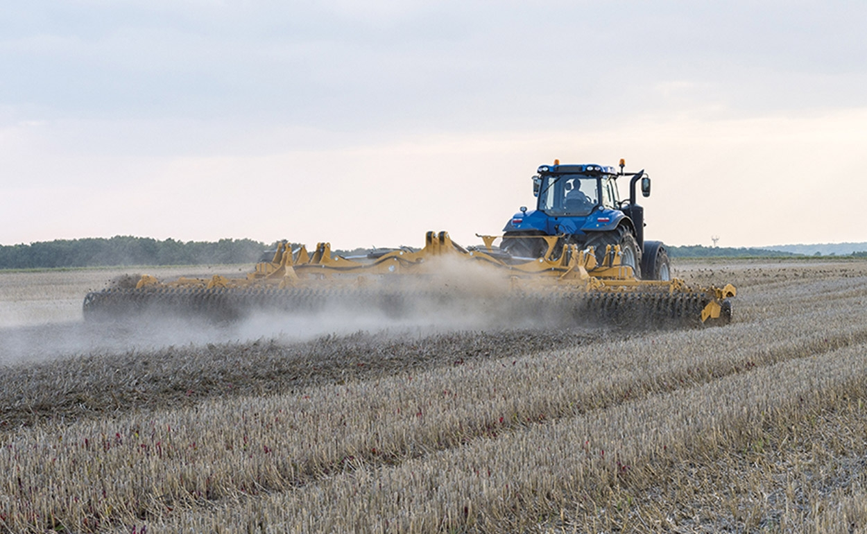 Tractores New Holland T8