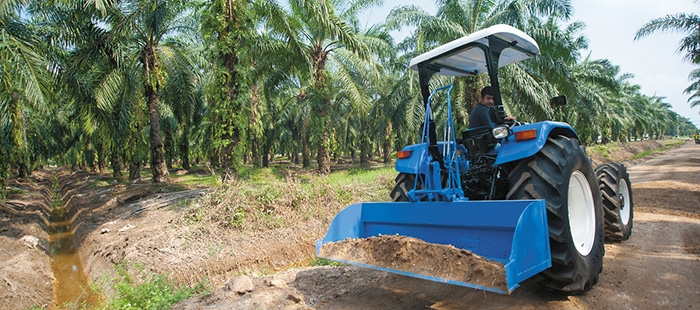 Tractores New Holland TT4