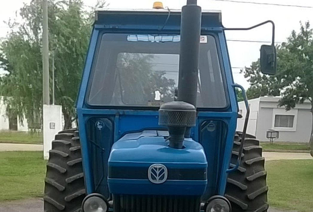 Tractores New Holland Tractor New Holland 7630