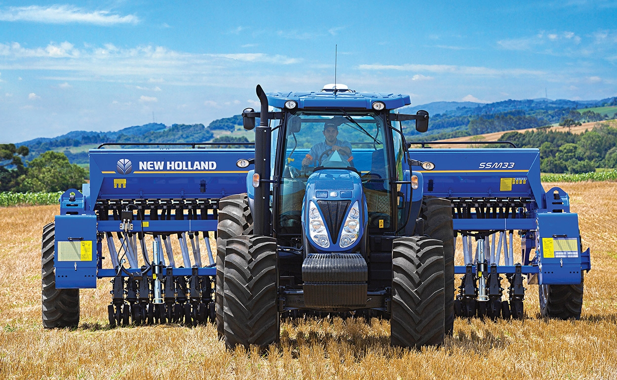 Tractores New Holland T7 PC