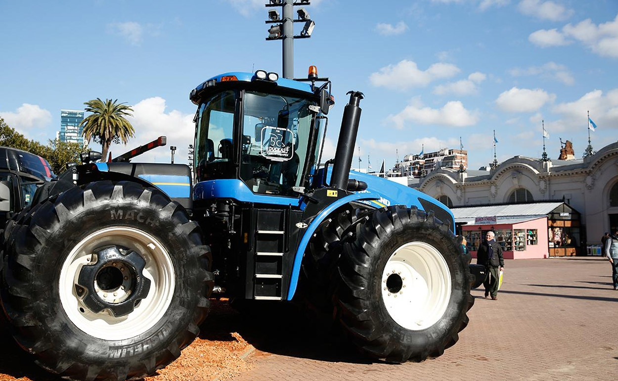 Tractores New Holland T9