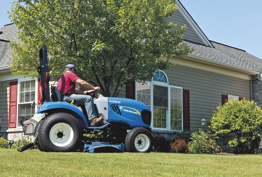 Tractores New Holland BOOMER